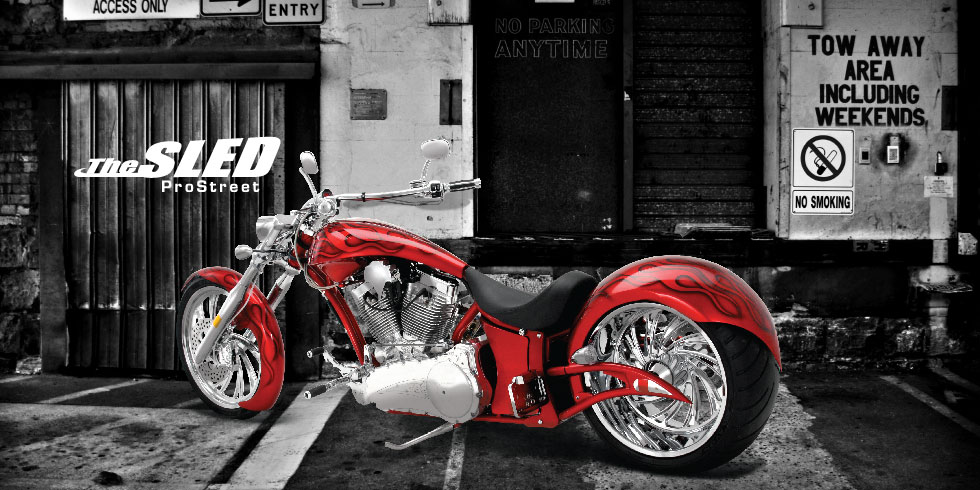 The SLED ProStreet